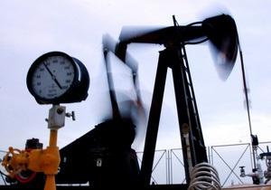 Цены на нефть продолжили падение из-за снижения мирового спроса