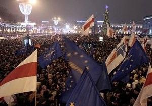 В Минске задержали пять кандидатов в президенты