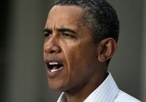 Обама: Нужно начать дебаты по вопросу легализации наркотиков