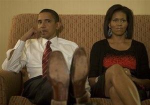 Белый дом обнародовал информацию об активах семьи Обамы