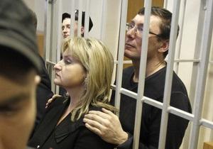 Освобождение Луценко - проблема Януковича и его системы - жена экс-главы МВД