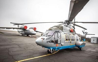 МВС купило для Нацгвардії вертоліт Super Puma Н225
