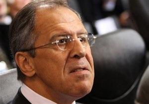 Лавров заявил, что химическое оружие в безопасности, пока его контролируют власти Сирии