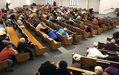 Прихожани американської церкви застрелили стрілка
