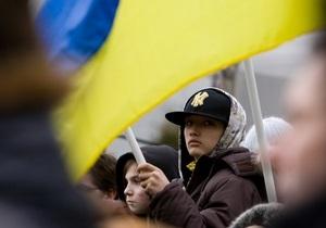 Население Украины с 1991 года сократилось на 6 миллионов человек