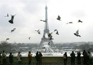 Би-би-си: Французы - самые мрачные жители Европы?