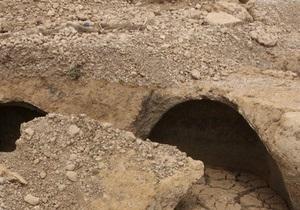 Новости науки - археология - новости Турции: В Турции археологи нашли  врата ада