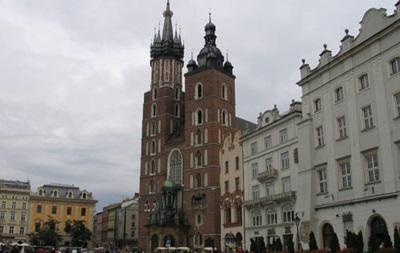 В Польше задержан украинец, дрон которого упал на крышу храма