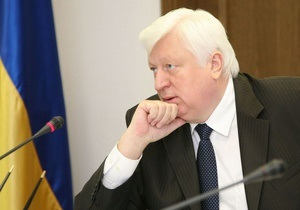 Украина без Кучмы: Пшонка подтвердил информацию о возобновлении расследования дела