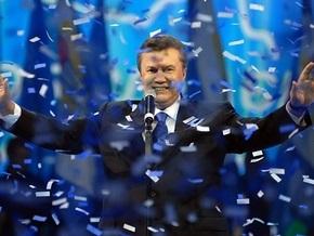 ЦИК зарегистрировал Януковича кандидатом в президенты Украины