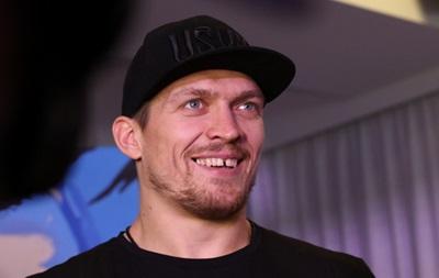 Усик составил свой рейтинг топ-5 лучших боксеров современности
