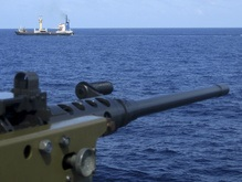 Сомалийские пираты освободили египетское судно