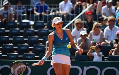 Людмила Киченок пробилась в парный полуфинал турнира в Брисбене