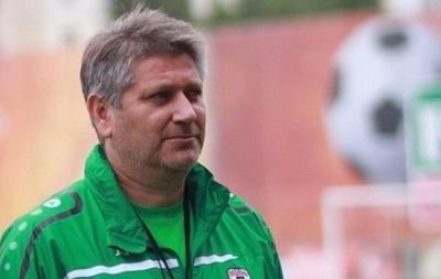Оболонь-Бровар разорвала контракт с лучшим тренером Первой лиги