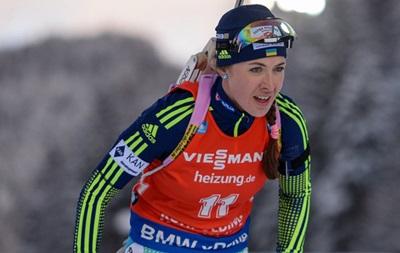 Джима финишировала в топ-20 спринта в Оберхофе