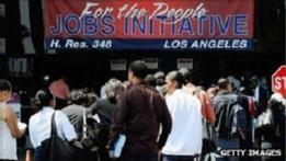 Безработица в США идет на спад