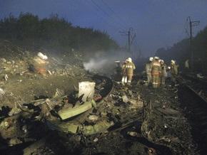 Самолет в Перми разбился из-за ошибки экипажа
