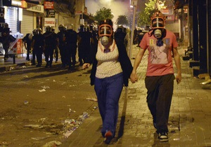 Исследование: Роль социальных медиа в ходе протестов в Турции феноменальна