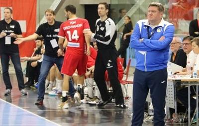 Головний тренер збірної України звільнився після гандбольного Євро-2020