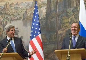 Россия и США условились созвать конференцию по Сирии