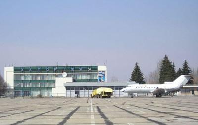 В аэропорту Запорожья идут обыски