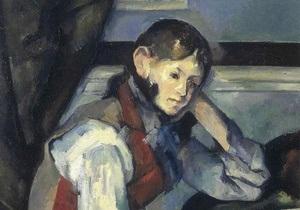Крупнейшая кража в Швейцарии: найдена украденная картина Сезанна стоимостью в 100 млн евро