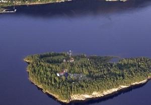 На острове возле Осло нашли взрывчатку