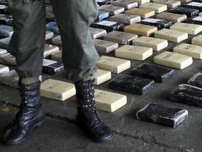 СБУ ликвидировала канал поставок кокаина из Аргентины в Украину