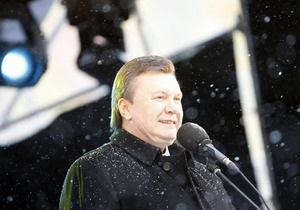 Янукович назвал унизительными попытки Тимошенко добиться поддержки Тигипко