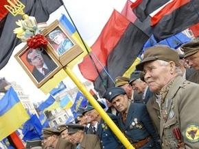 В Ивано-Франковске открыли мемориальную доску брату Бандеры