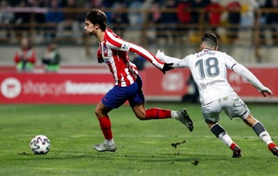 Атлетико сенсационно вылетел из Кубка Испании