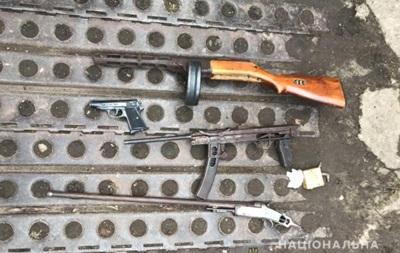 На Харьковщине у мужчины изъяли оружие Второй мировой