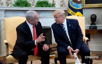 Сделка века  Трампа ближе к позиции Израиля − СМИ