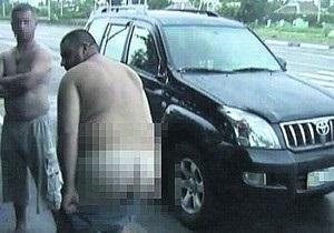 Газета Сегодня: ГАИ покажет по телевидению голых водителей