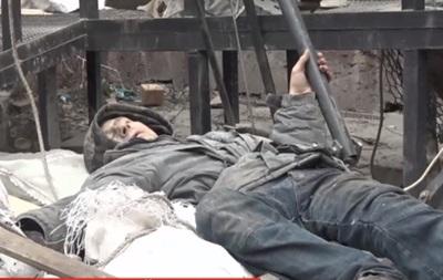 В Кропивницком строитель упал с девятого этажа и выжил