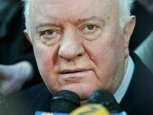 Шеварнадзе:  Москва своими действиями спасла Саакашвили