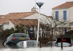 Фотогалерея: Унесенные ветром. На Европу обрушился мощный ураган