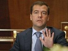 Ъ: Медведев лишил первых вице-премьеров самолетов