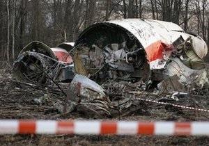Опознание погибших в авиакатастрофе под Смоленском начнется в понедельник