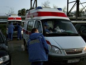 В России пьяный начальник РОВД на пешеходном переходе насмерть сбил двух человек