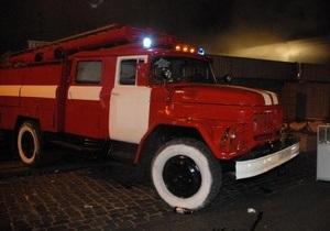 За минувшие сутки в Украине горели  училище и школа