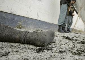 В Кабуле террорист-смертник взорвал себя в районе посольства США, есть погибшие