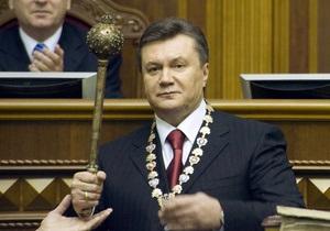Первый месяц Януковича: Ющенко рассказал, как передавал власть новому Президенту 30 дней назад