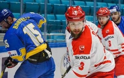 Украинские хоккеисты лишились шансов сыграть на Олимпиаде-2022