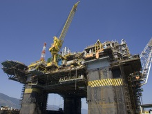 Айк разрушил десять нефтяных платформ в Мексиканском заливе