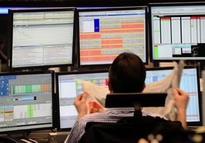 Украинские биржи закрылись существенным падением индикаторов