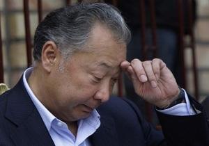 В Кыргызстане арестован экс-глава администрации президента
