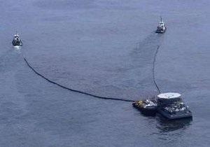 Утечка нефти в Мексиканском заливе будет транслироваться в прямом эфире