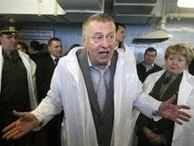 Жириновский: У нас есть чем ответить на размещение ПРО США
