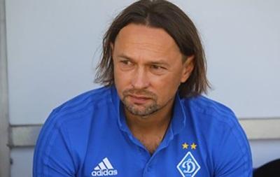 Тренер Динамо пояснив виліт з Юнацької ліги УЄФА
